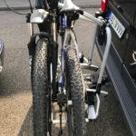 Räder von der Seite
